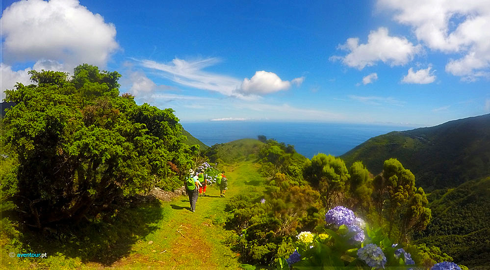 Walking Trails - Family activities in Sao Jorge Island - Azores