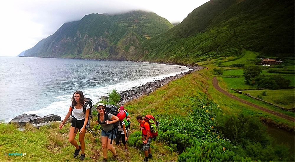 Special Packs 1 day - Caldeira Adventure Plus - in Sao Jorge Island - Azores