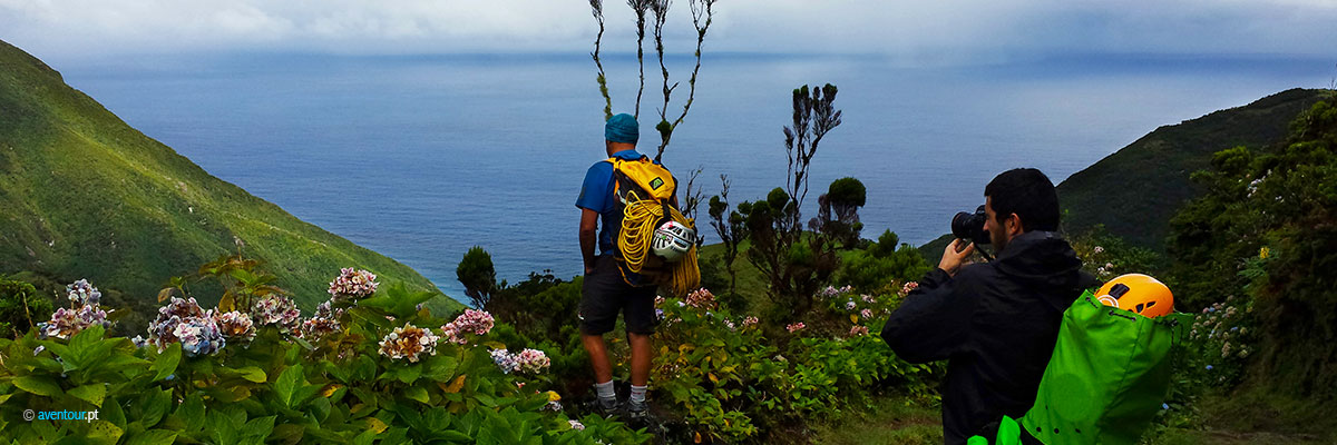 Photos with Adventure in Sao Jorge Island - Azores