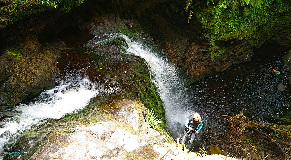 Canyoning Experience in Sao Jorge Island - Azores