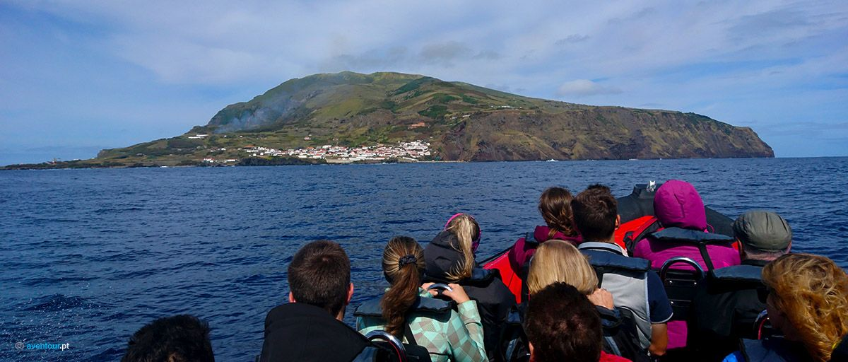 Expedition to Flores and Corvo Island in Azores