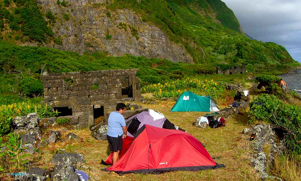 Adventure Expeditions - Fajã do Sanguinhal - Sao Jorge Island - Azores